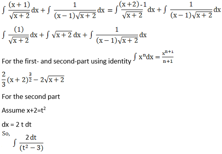 RD Sharma Solutions for Class 12 Maths Chapter 19 Indefinite Integrals Image 554a