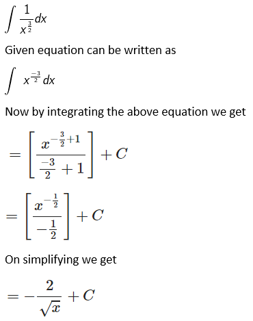 RD Sharma Solutions for Class 12 Maths Chapter 19 Indefinite Integrals Image 8