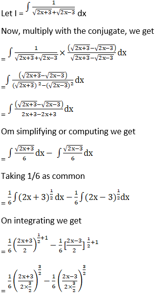 RD Sharma Solutions for Class 12 Maths Chapter 19 Indefinite Integrals Image 85