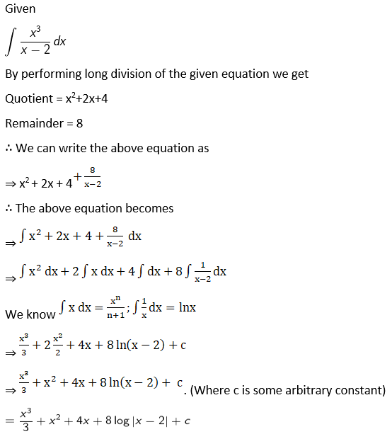 RD Sharma Solutions for Class 12 Maths Chapter 19 Indefinite Integrals Image 98