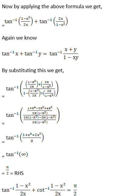 RD Sharma Solutions for Class 12 Maths Chapter 4 Inverse Trigonometric Functions Image 107