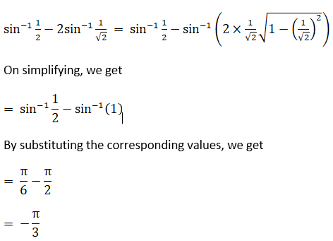 RD Sharma Solutions for Class 12 Maths Chapter 4 Inverse Trigonometric Functions Image 16
