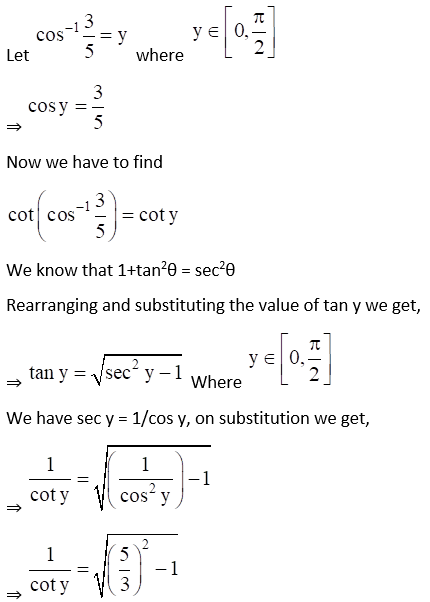 RD Sharma Solutions for Class 12 Maths Chapter 4 Inverse Trigonometric Functions Image 32