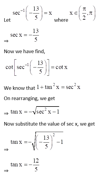 RD Sharma Solutions for Class 12 Maths Chapter 4 Inverse Trigonometric Functions Image 41