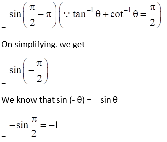 RD Sharma Solutions for Class 12 Maths Chapter 4 Inverse Trigonometric Functions Image 45