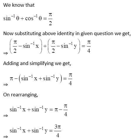RD Sharma Solutions for Class 12 Maths Chapter 4 Inverse Trigonometric Functions Image 50