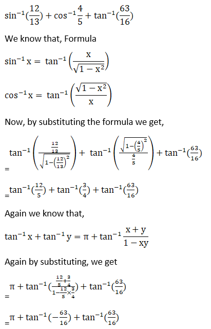 RD Sharma Solutions for Class 12 Maths Chapter 4 Inverse Trigonometric Functions Image 56