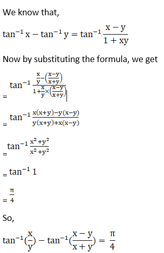 RD Sharma Solutions for Class 12 Maths Chapter 4 Inverse Trigonometric Functions Image 61