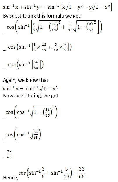 RD Sharma Solutions for Class 12 Maths Chapter 4 Inverse Trigonometric Functions Image 62