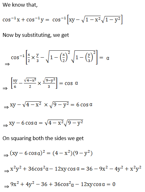 RD Sharma Solutions for Class 12 Maths Chapter 4 Inverse Trigonometric Functions Image 63