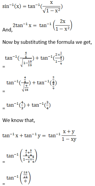 RD Sharma Solutions for Class 12 Maths Chapter 4 Inverse Trigonometric Functions Image 88
