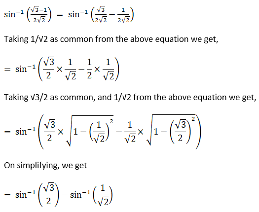 RD Sharma Solutions for Class 12 Maths Chapter 4 Inverse Trigonometric Functions Image 9