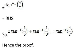 RD Sharma Solutions for Class 12 Maths Chapter 4 Inverse Trigonometric Functions Image 96