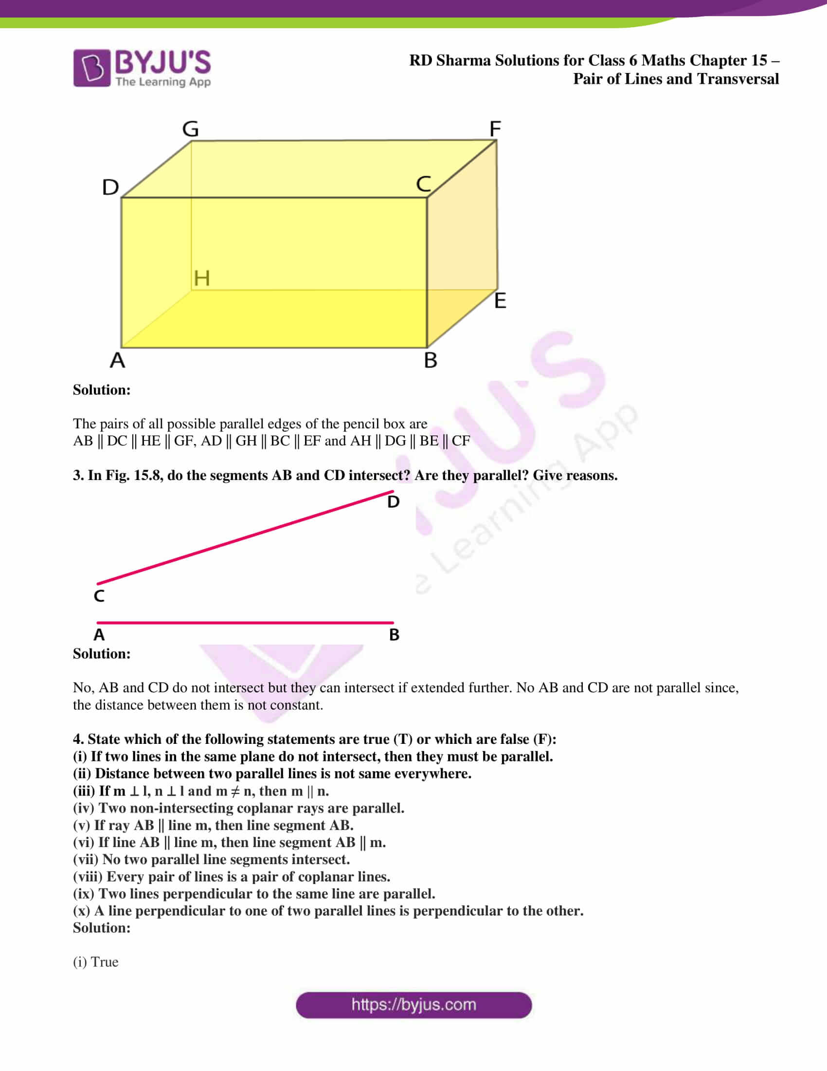 rd sharma solutions nov2020 class 6 maths chapter 15 exercise 1 2