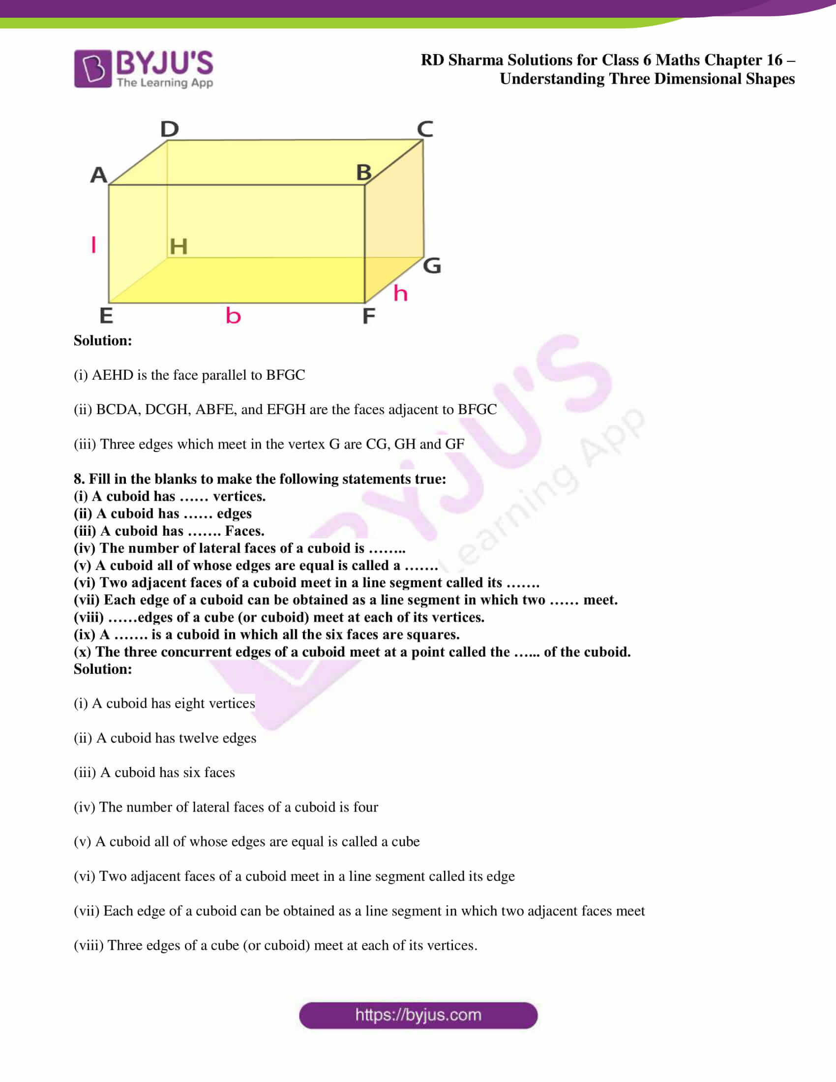 rd sharma solutions nov2020 class 6 maths chapter 16 exercise 1 4