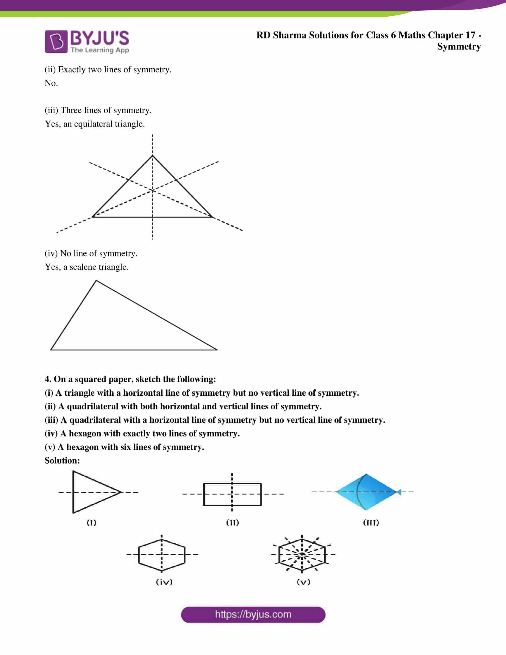 rd sharma solutions nov2020 class 6 maths chapter 17 exercise 3 08