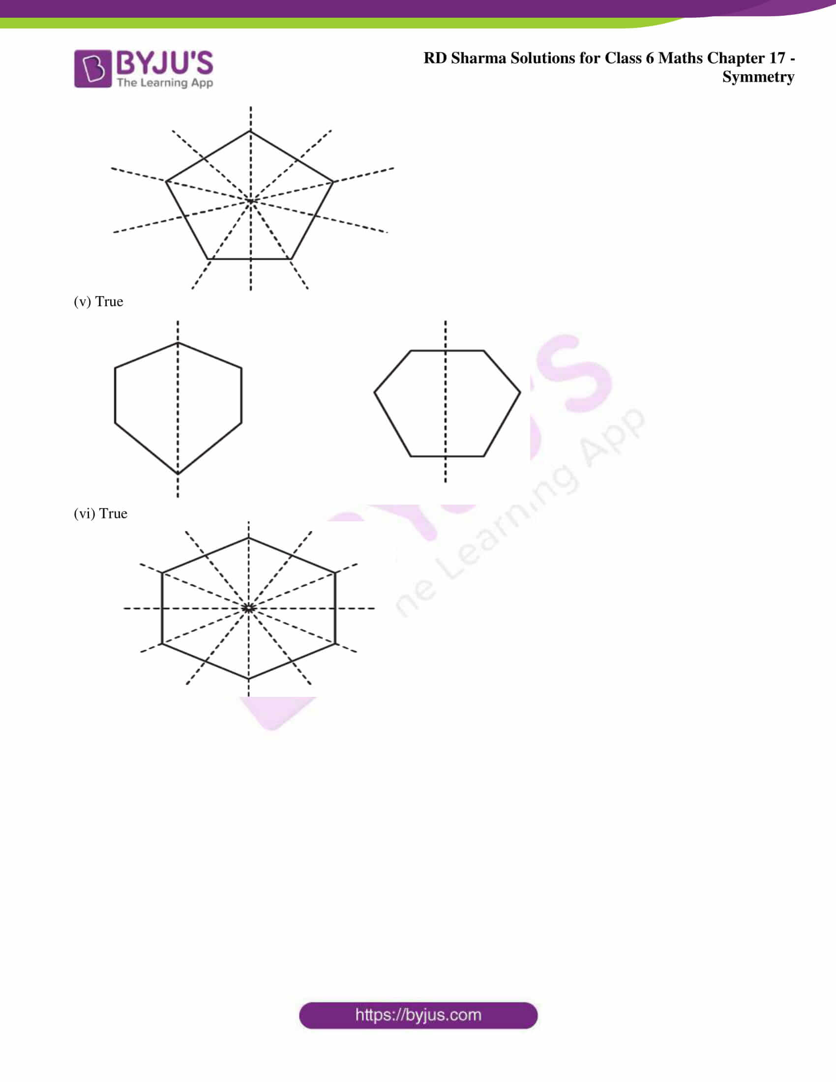 rd sharma solutions nov2020 class 6 maths chapter 17 exercise 3 14