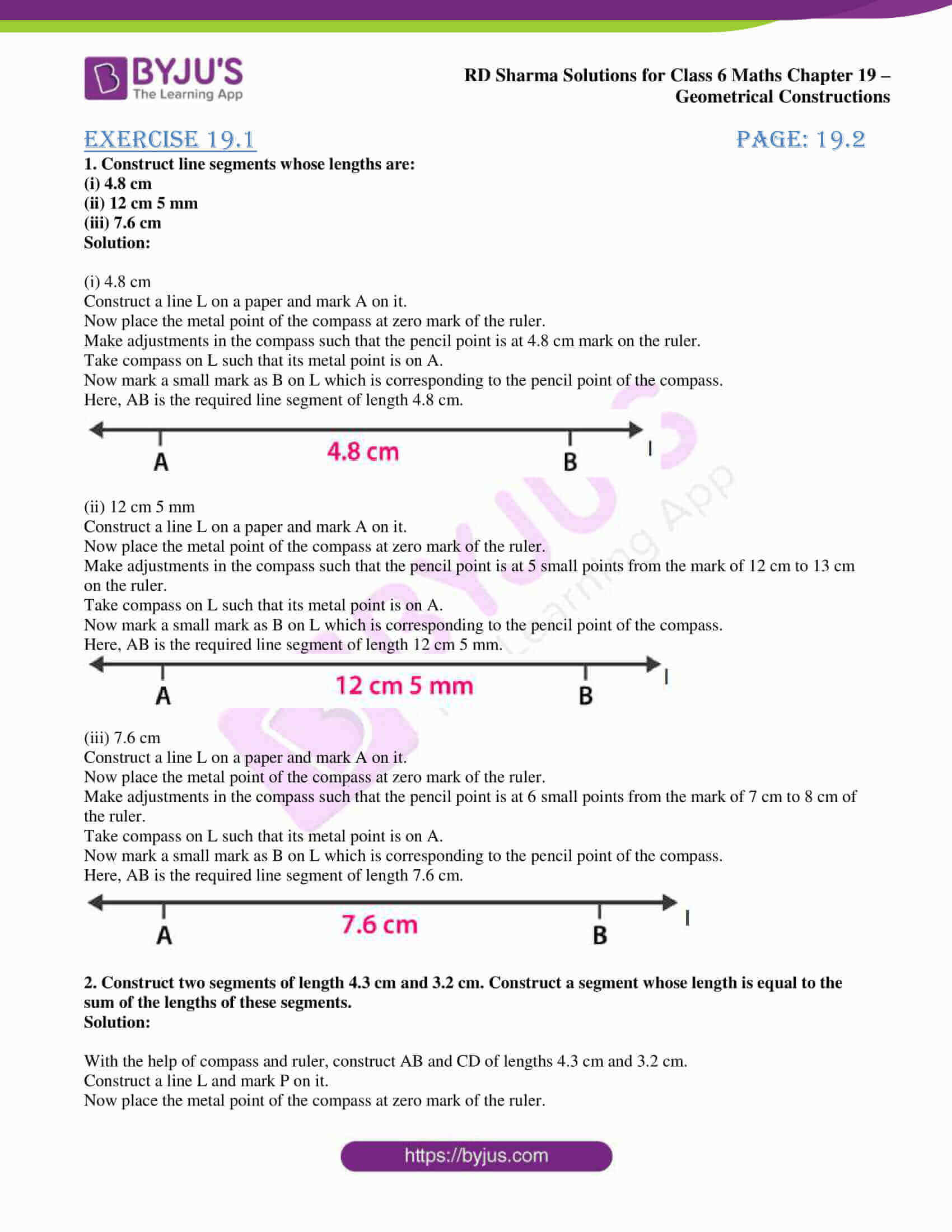 rd sharma solutions nov2020 class 6 maths chapter 19 exercise 1 1