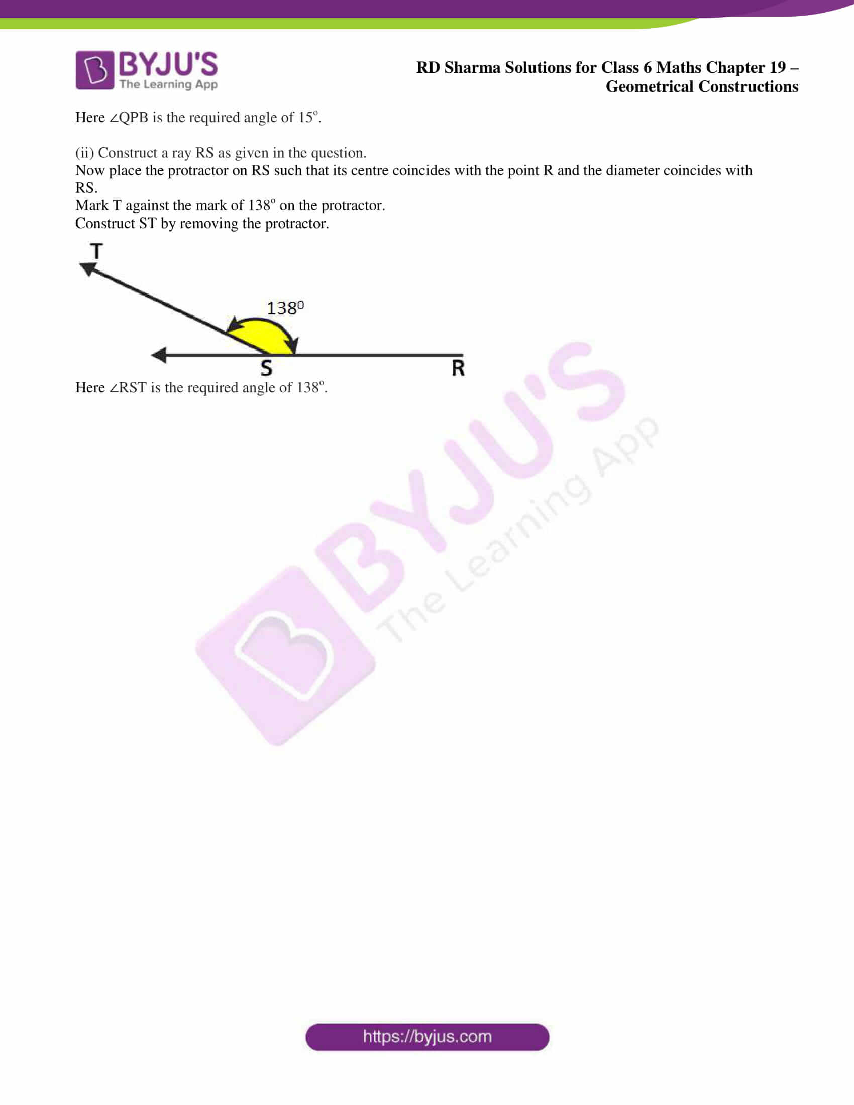 rd sharma solutions nov2020 class 6 maths chapter 19 exercise 4 3