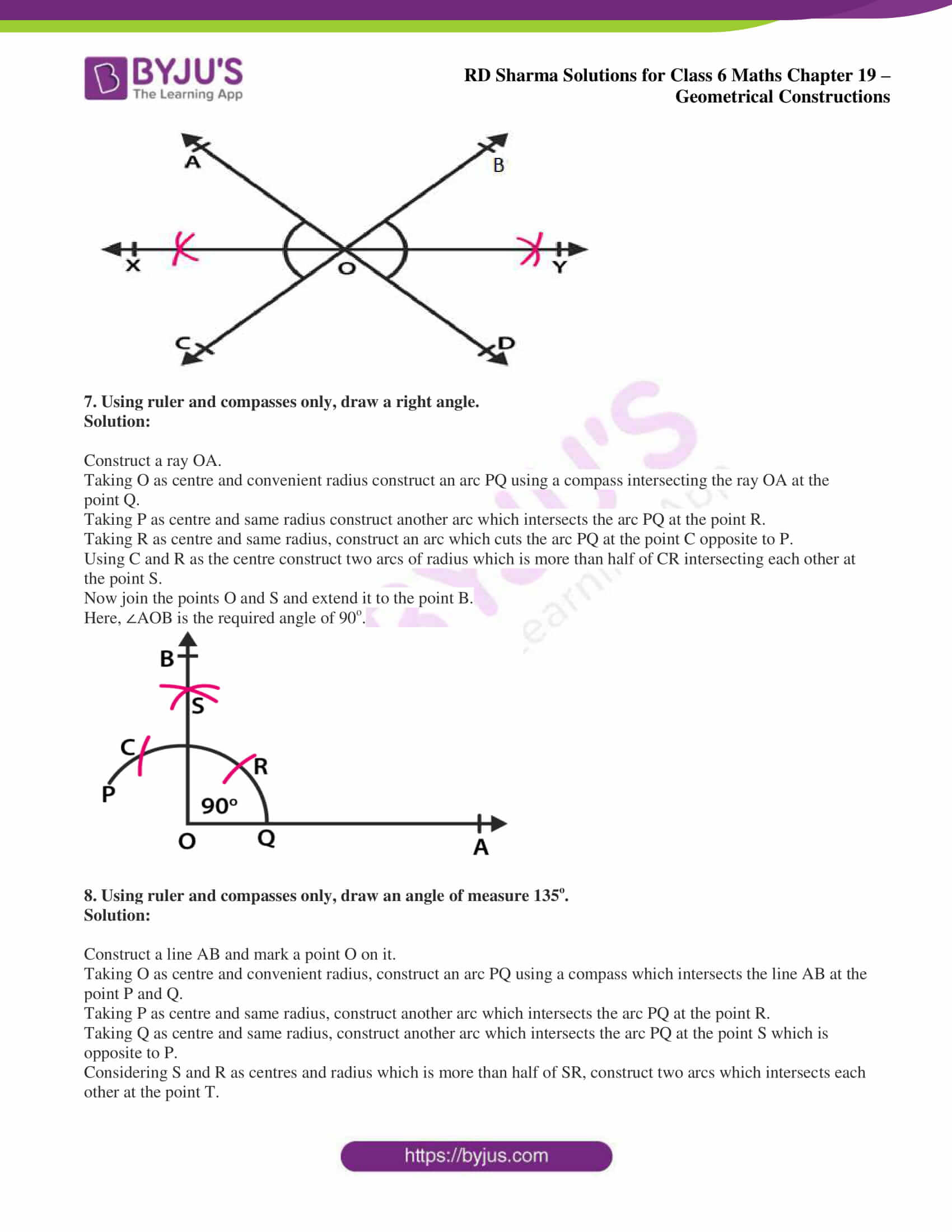 rd sharma solutions nov2020 class 6 maths chapter 19 exercise 5 4