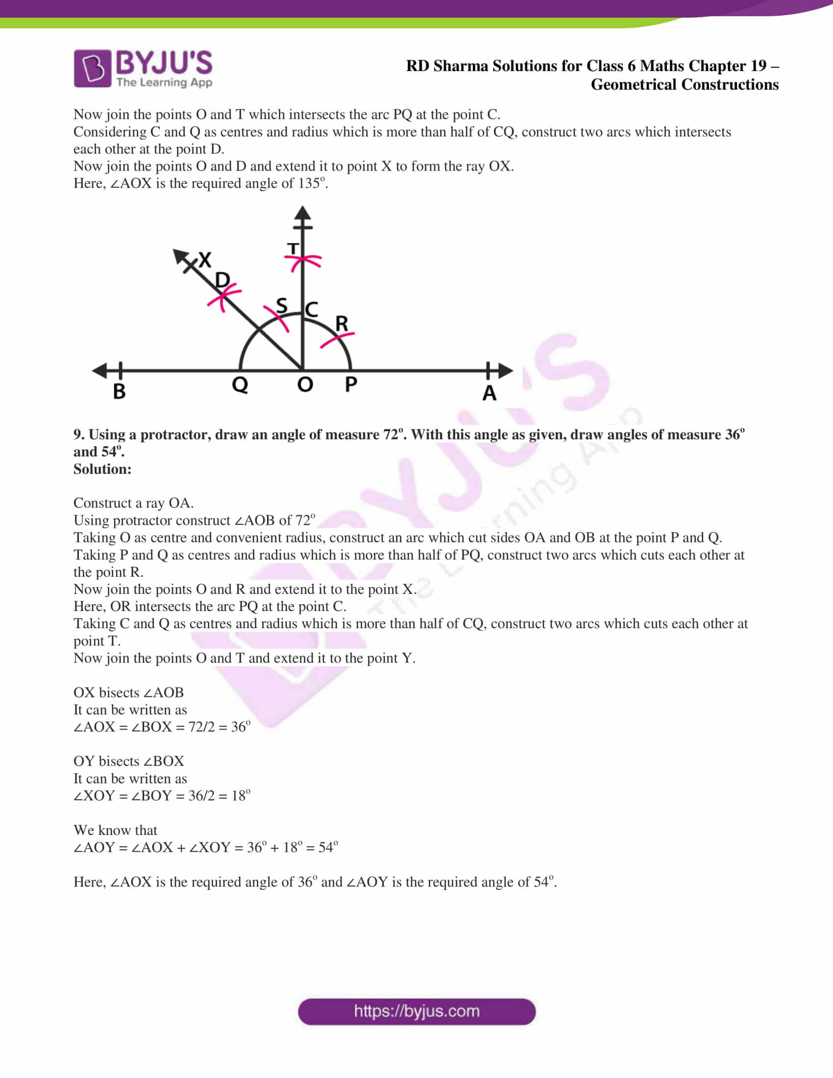 rd sharma solutions nov2020 class 6 maths chapter 19 exercise 5 5