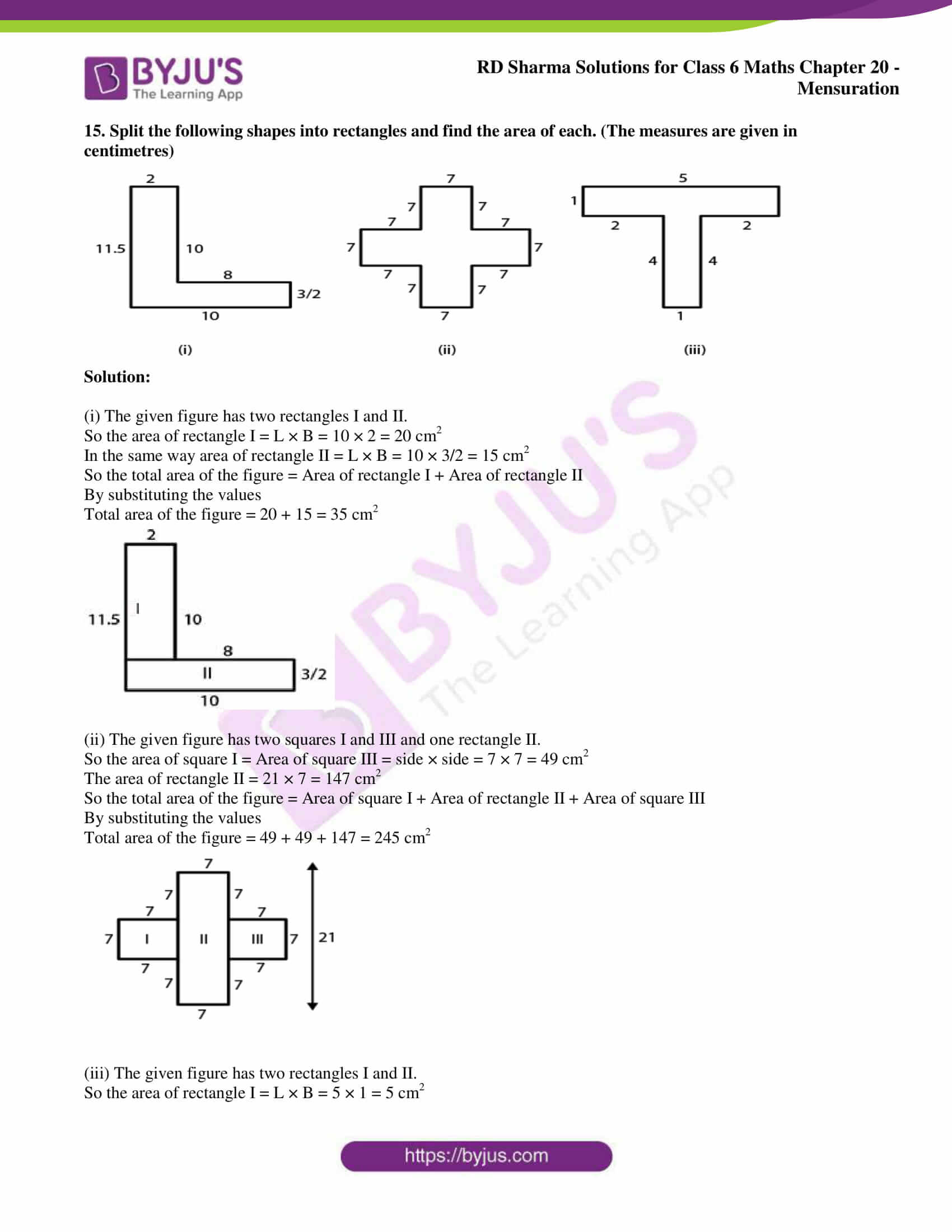 rd sharma solutions nov2020 class 6 maths chapter 20 exercise 4 7