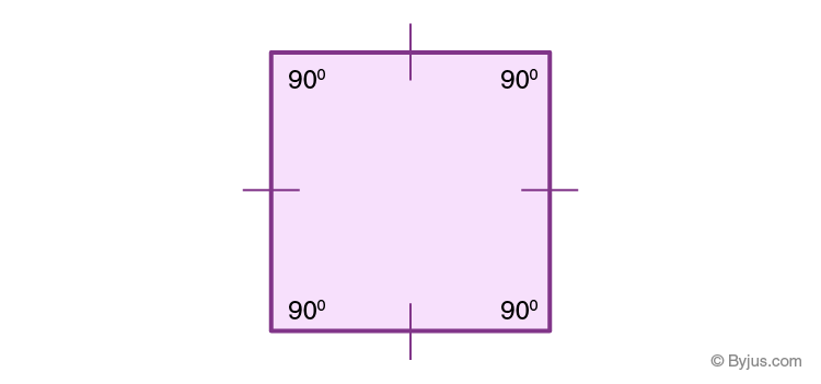 Right angles - square