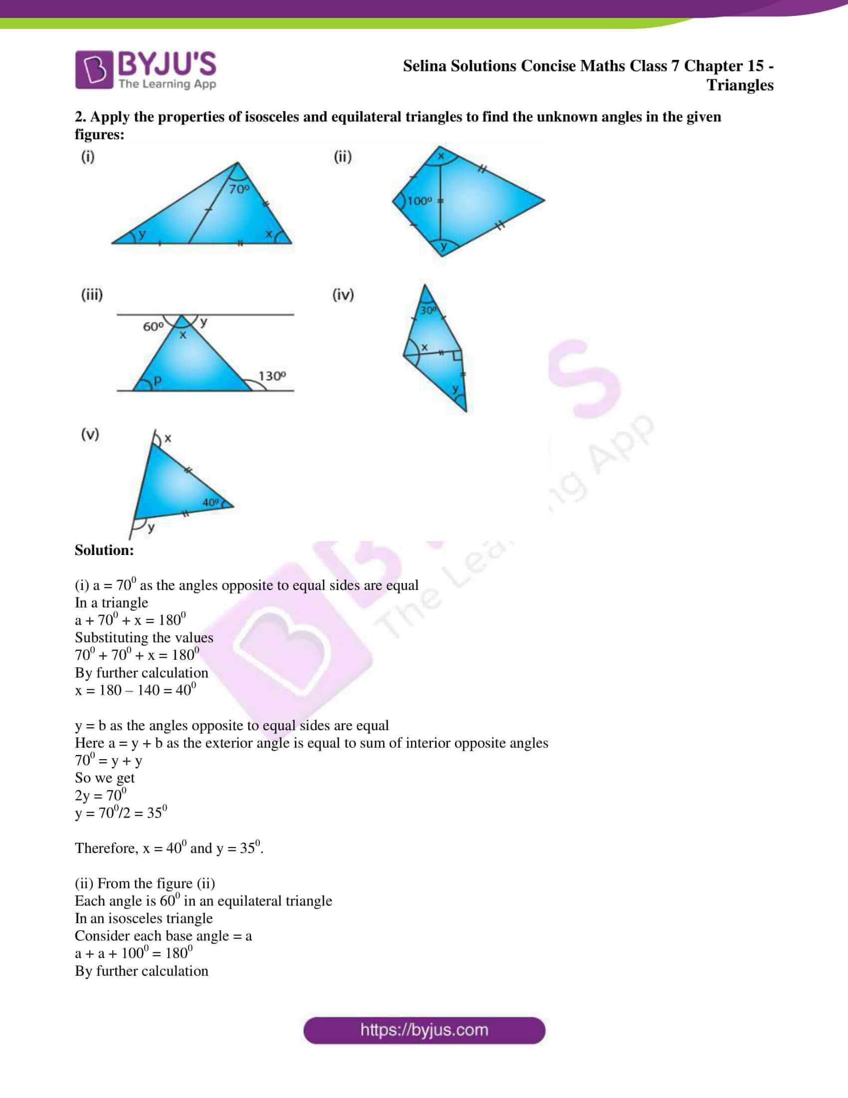 selina sol concise maths class 7 chapter 15 ex b 03