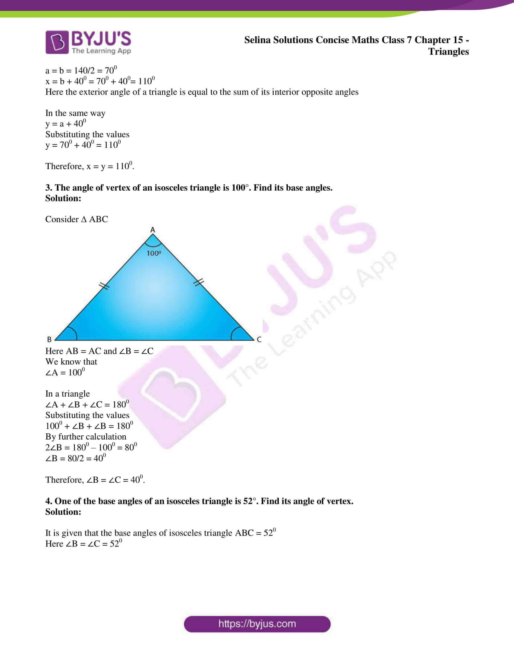 selina sol concise maths class 7 chapter 15 ex b 05