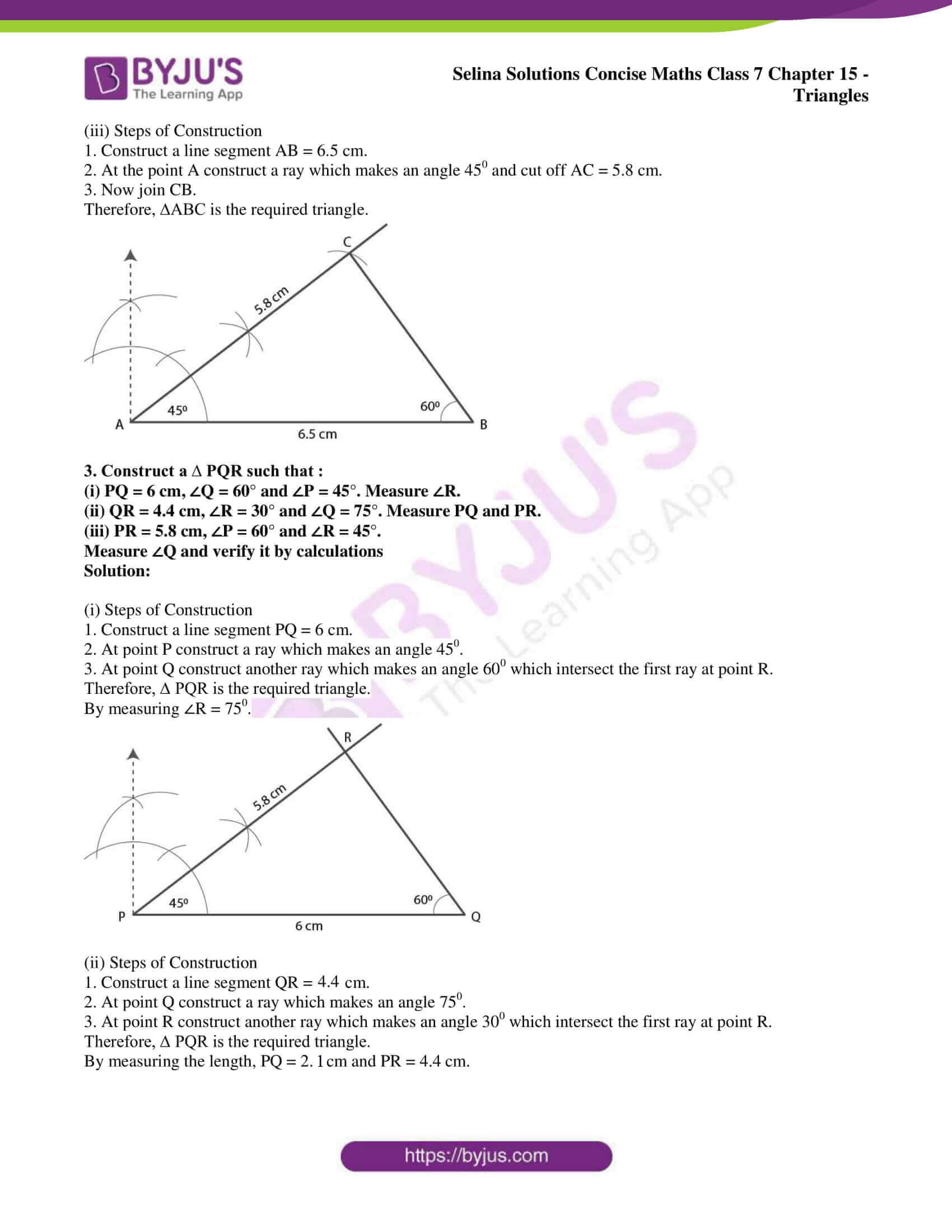 selina sol concise maths class 7 chapter 15 ex c 03