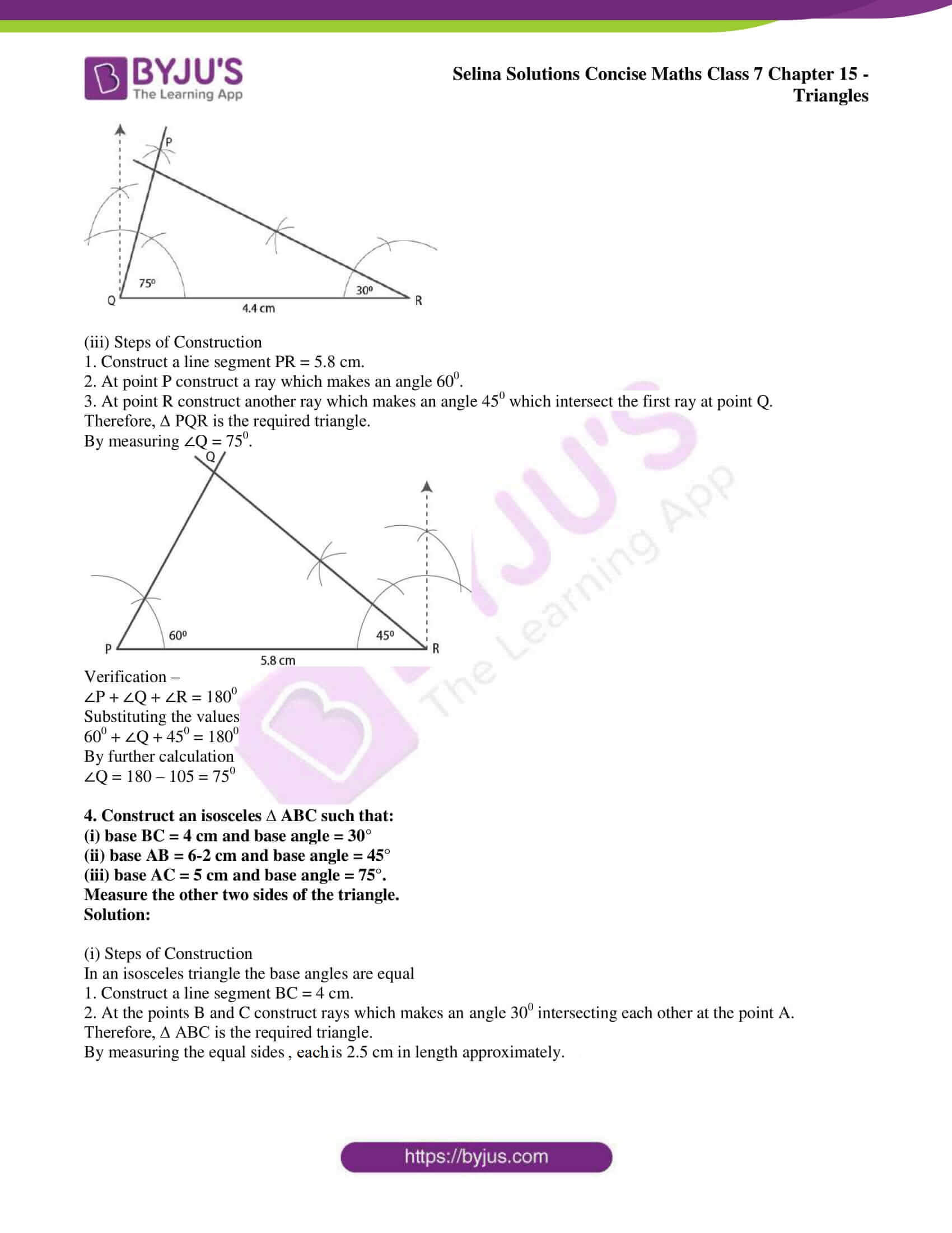 selina sol concise maths class 7 chapter 15 ex c 04