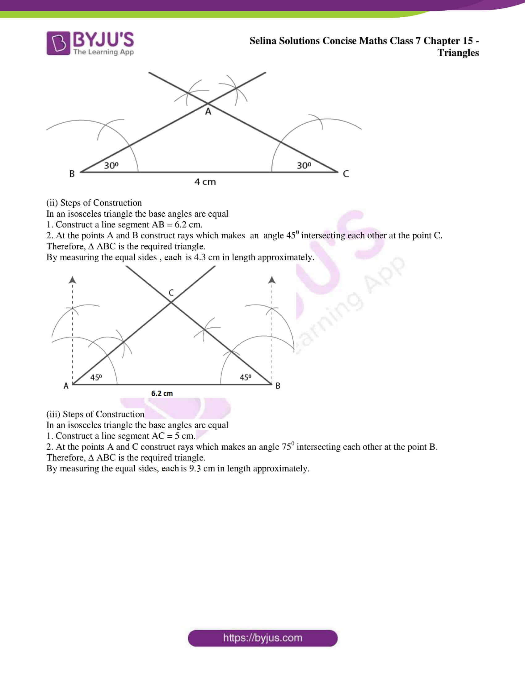 selina sol concise maths class 7 chapter 15 ex c 05