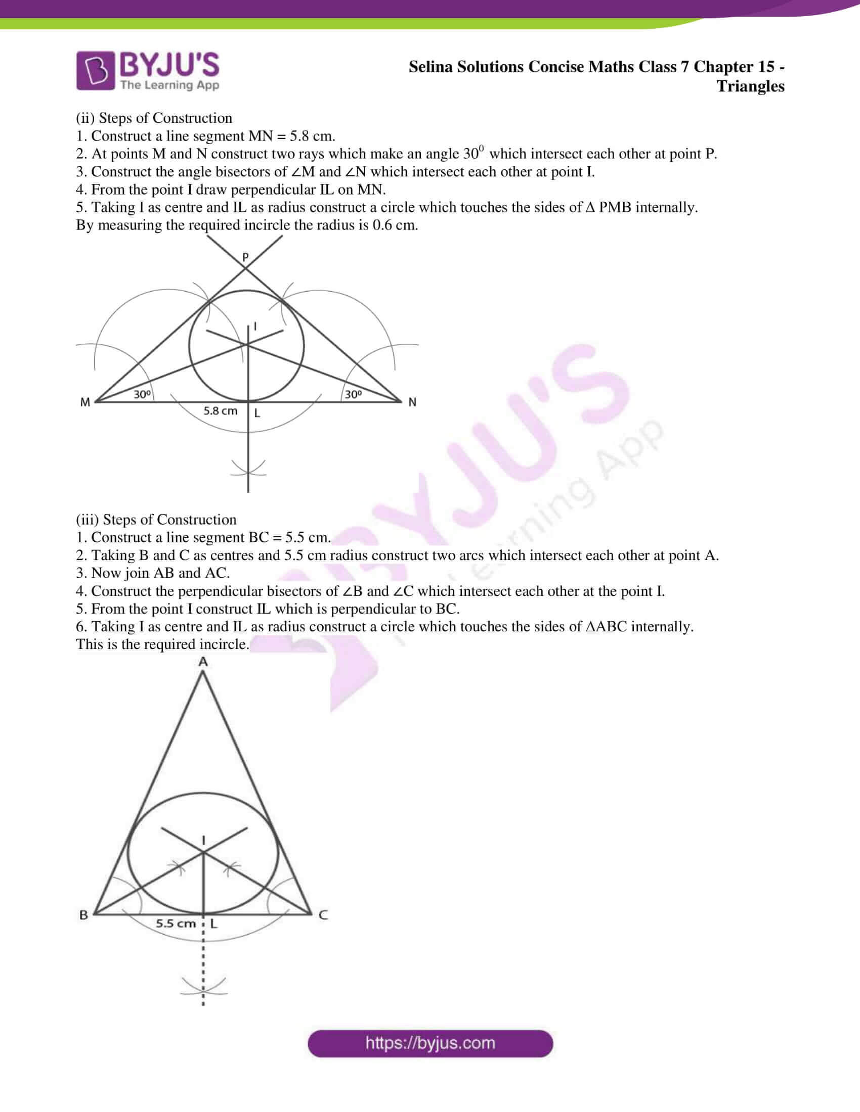 selina sol concise maths class 7 chapter 15 ex c 11