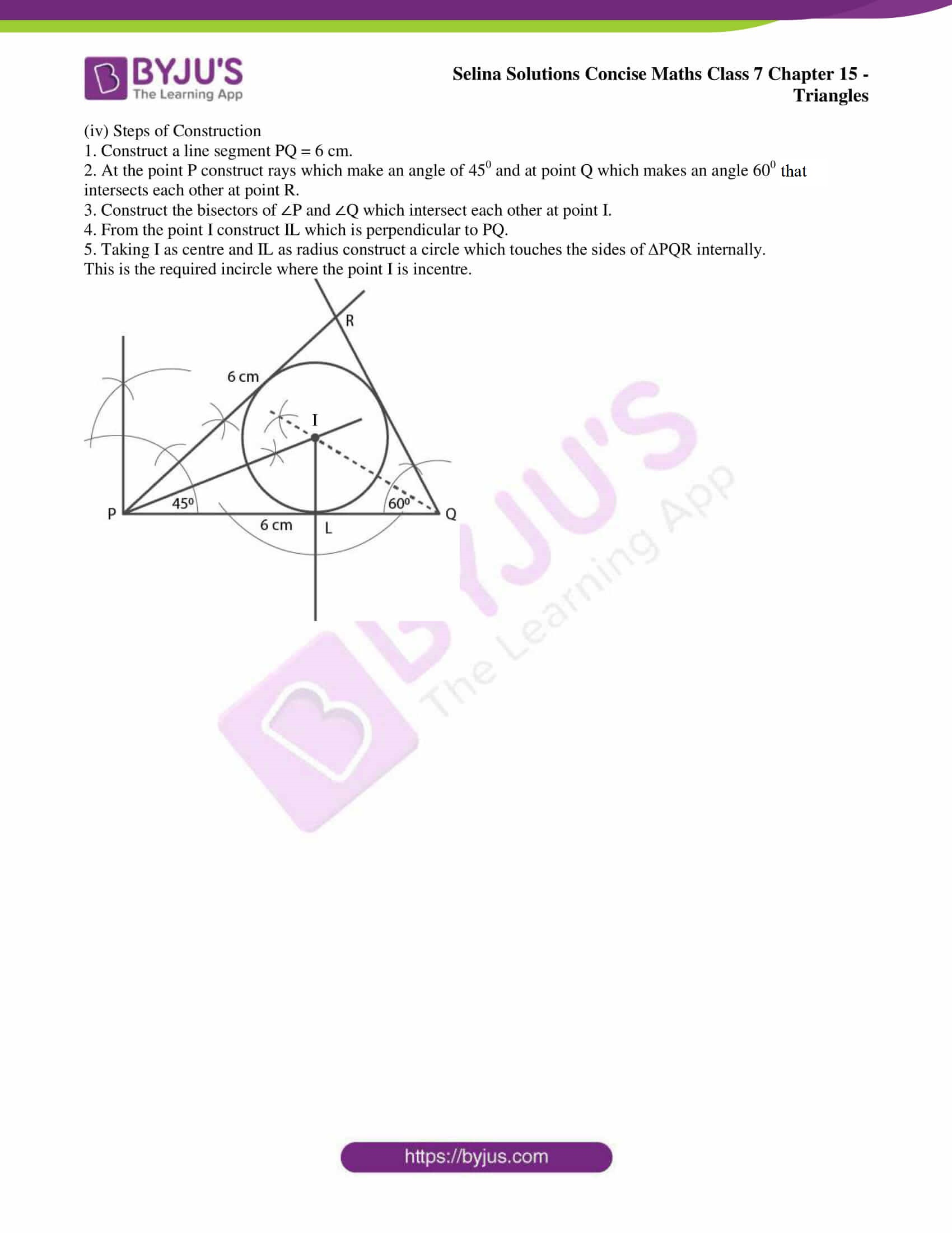 selina sol concise maths class 7 chapter 15 ex c 12