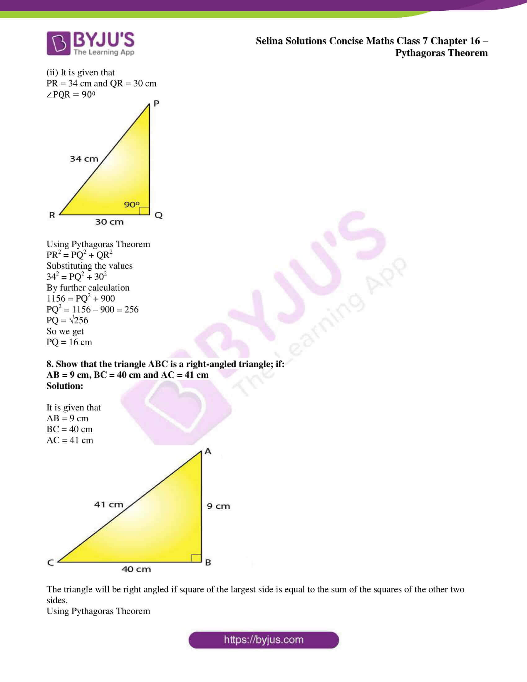 selina sol concise maths class 7 chapter 16 06