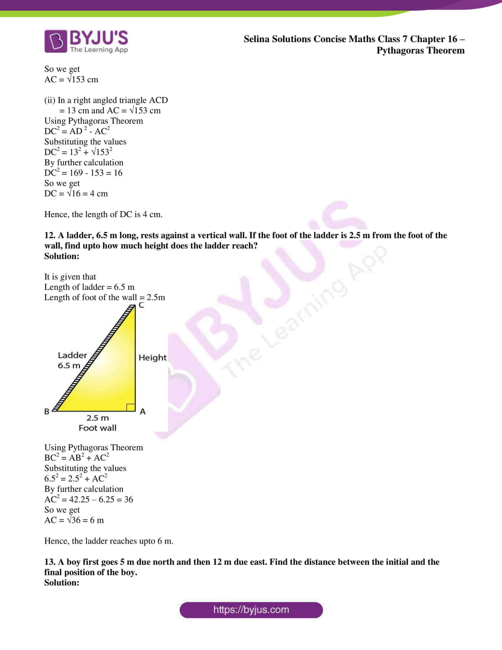 selina sol concise maths class 7 chapter 16 10