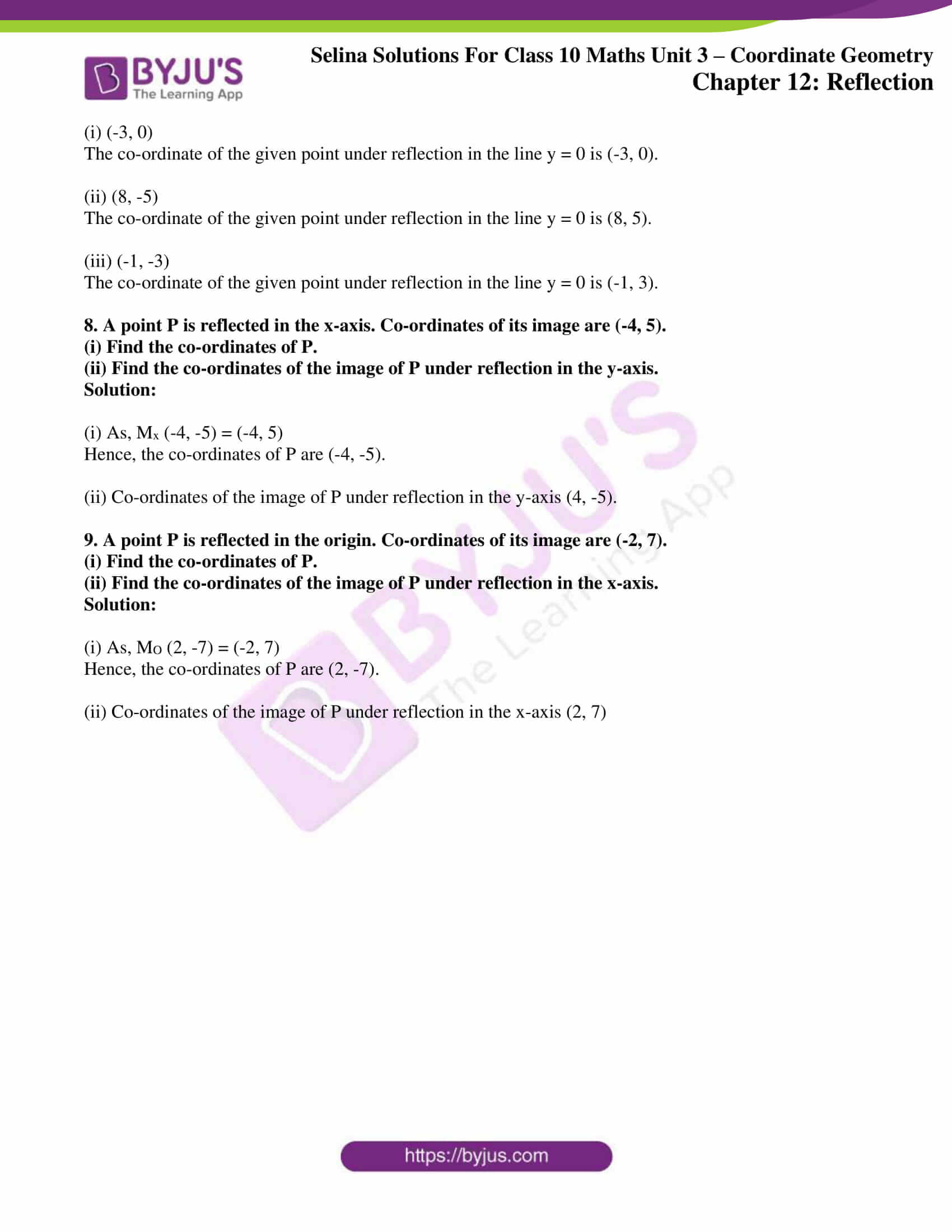 selina solution concise maths class 10 chapter 12 ex a 3