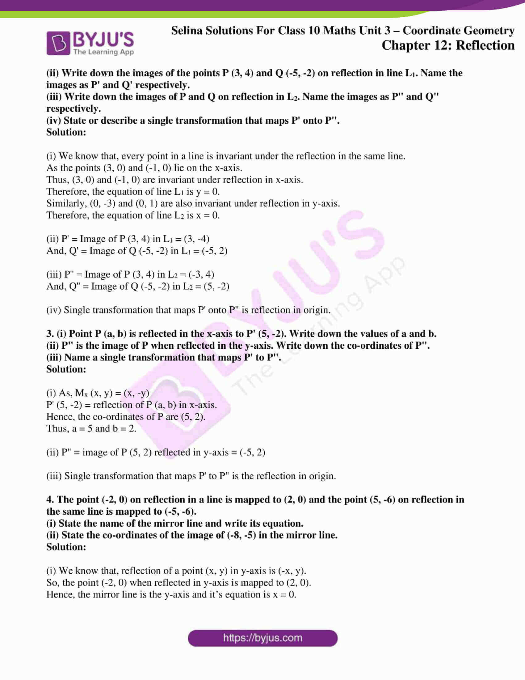 selina solution concise maths class 10 chapter 12 ex b 2