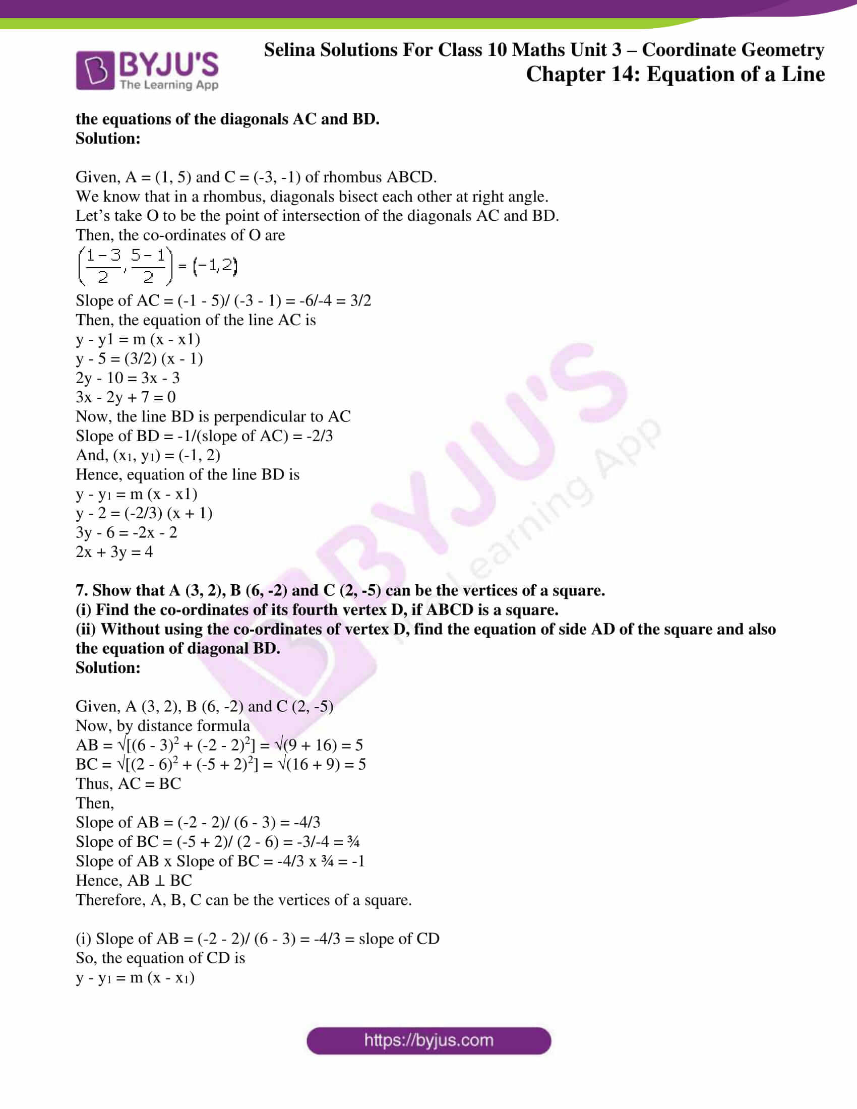 selina solution concise maths class 10 chapter 14 ex e 04