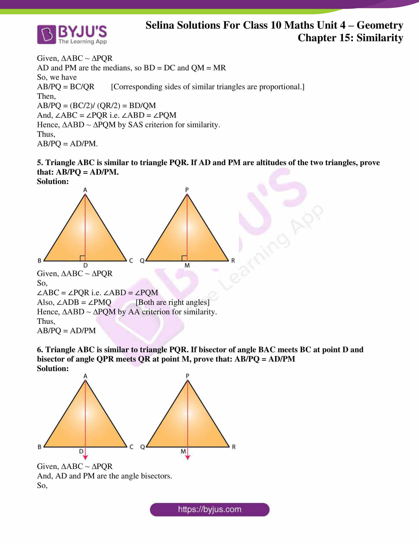 selina solution concise maths class 10 chapter 15 ex e 04