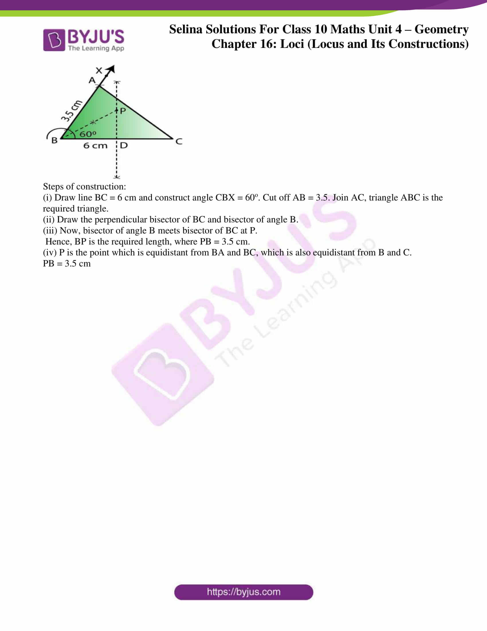 selina solution concise maths class 10 chapter 16 ex a 8