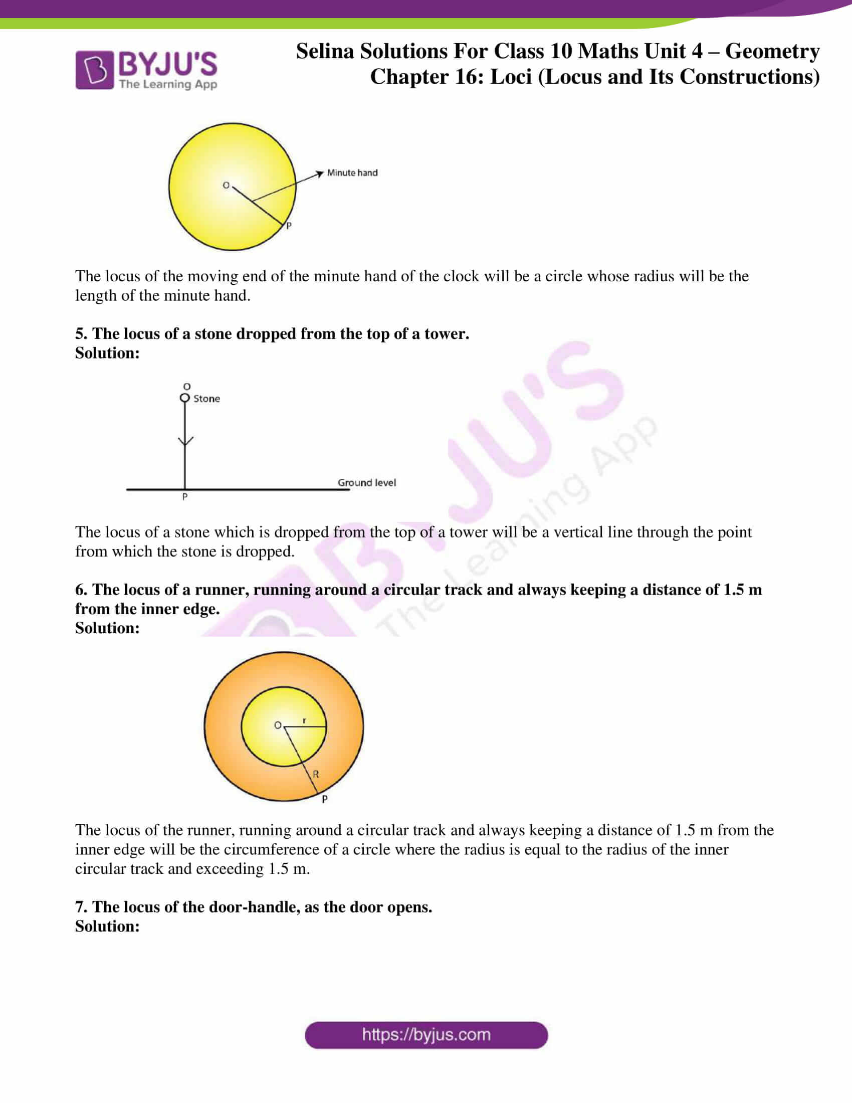 selina solution concise maths class 10 chapter 16 ex b 2