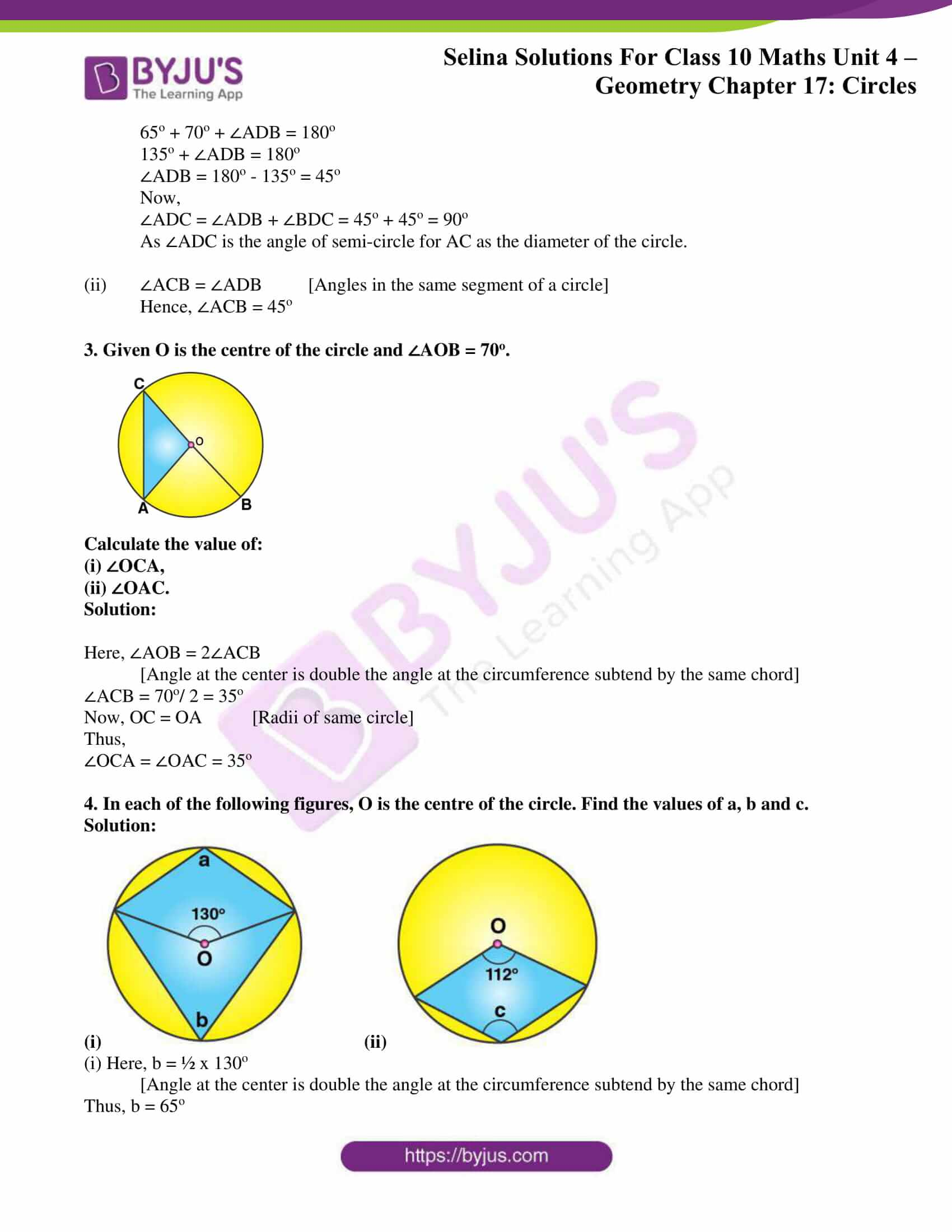 Selina Solution Maths Class 10 Chapter Exercise A 02