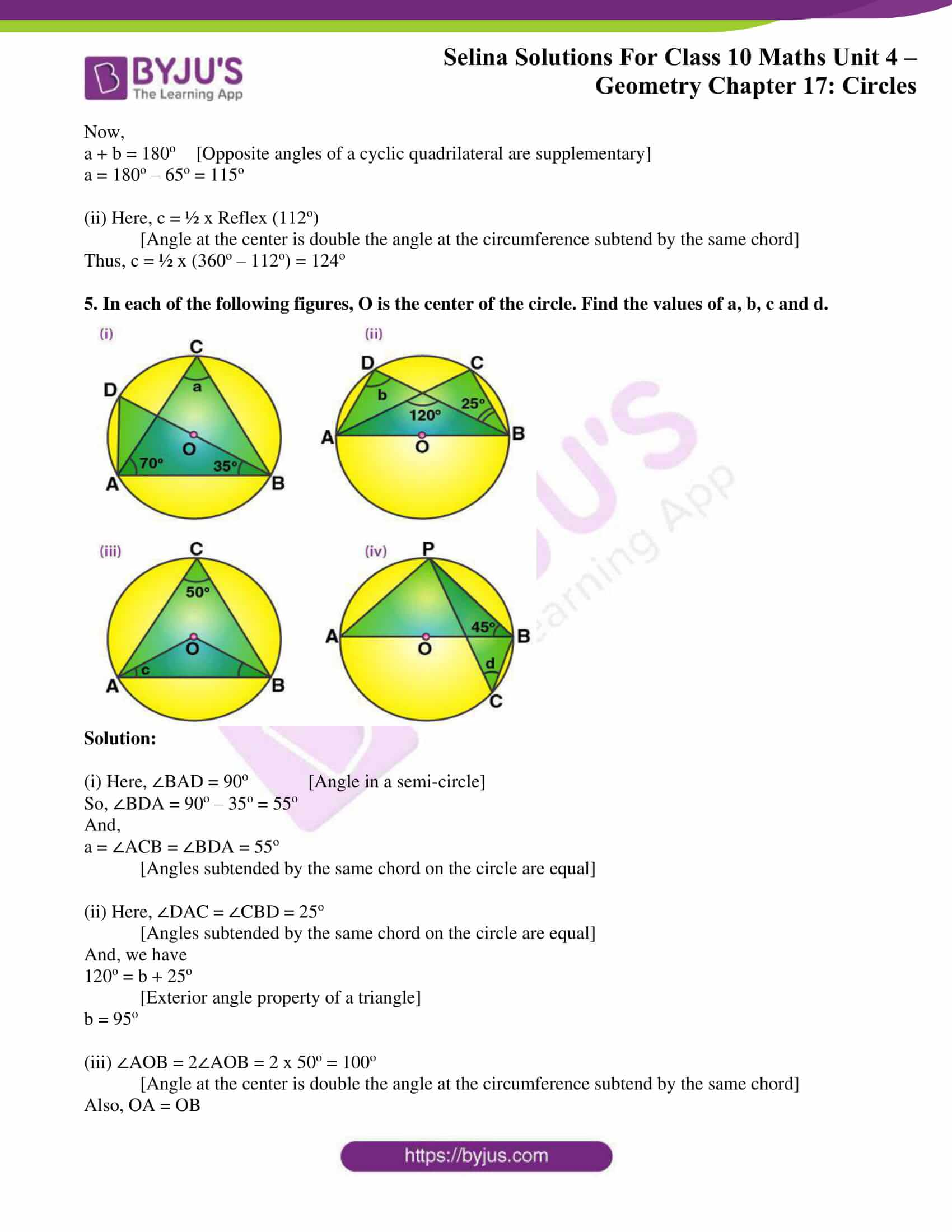 Selina Solution Maths Class 10 Chapter Exercise A 03