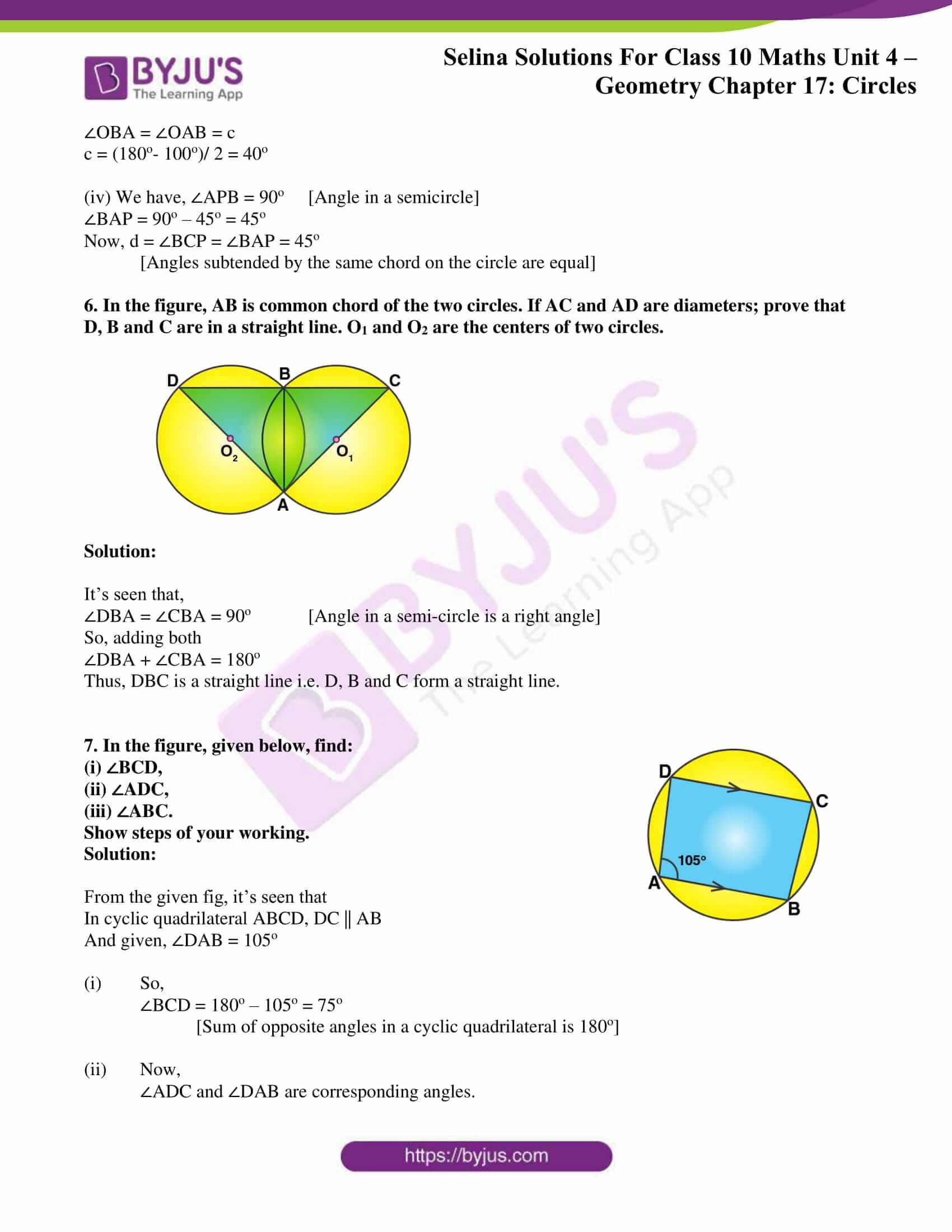 Selina Solution Maths Class 10 Chapter Exercise A 04
