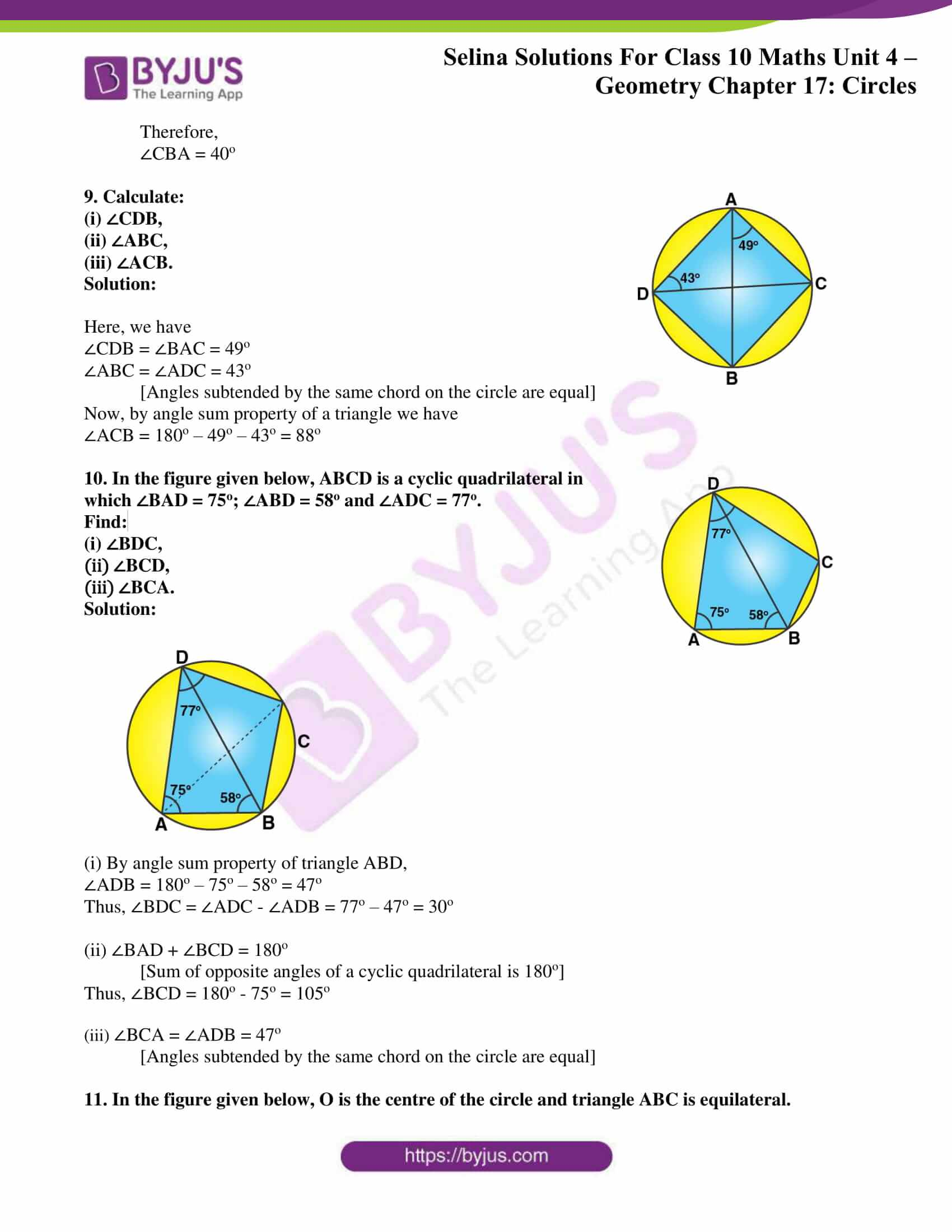 Selina Solution Maths Class 10 Chapter Exercise A 06