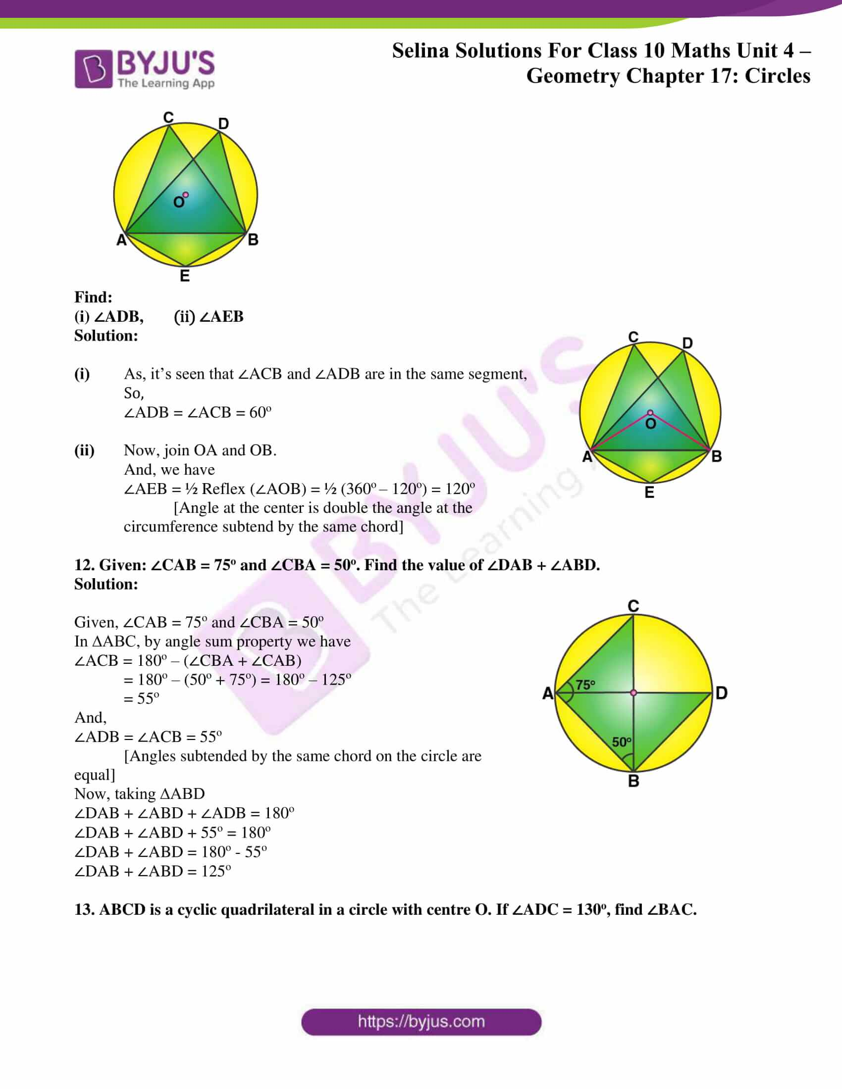 Selina Solution Maths Class 10 Chapter Exercise A 07