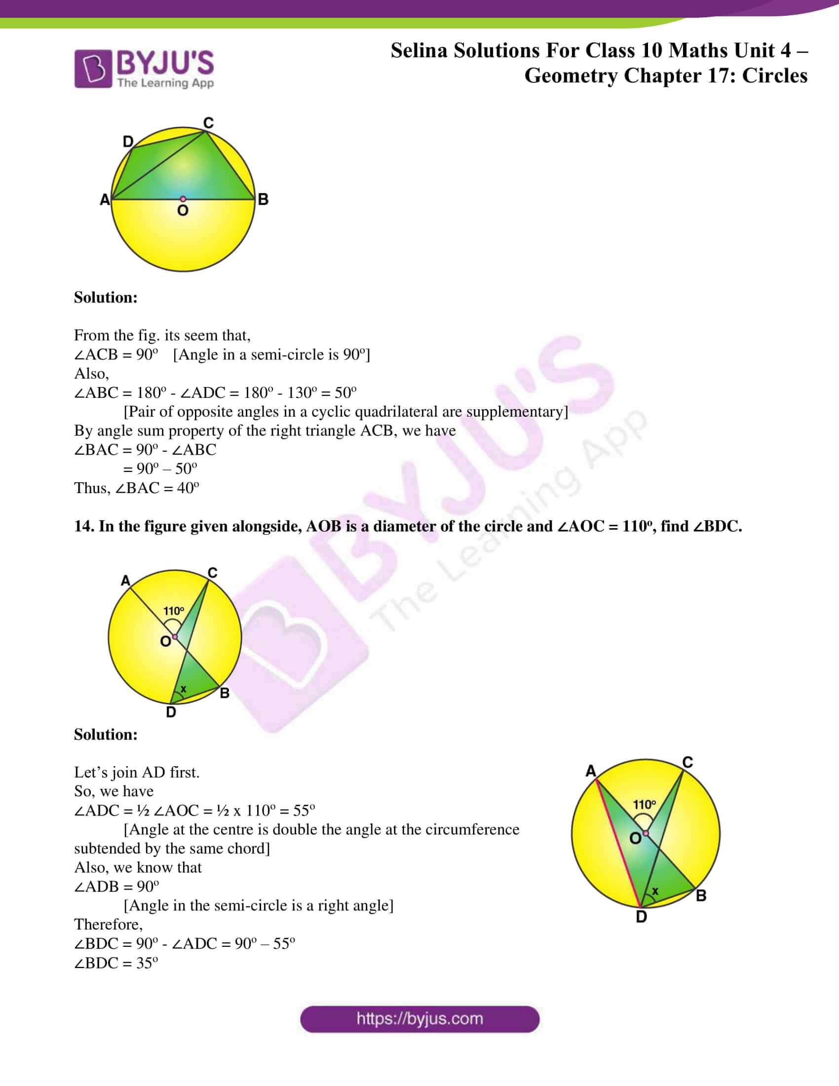 Selina Solution Maths Class 10 Chapter Exercise A 08