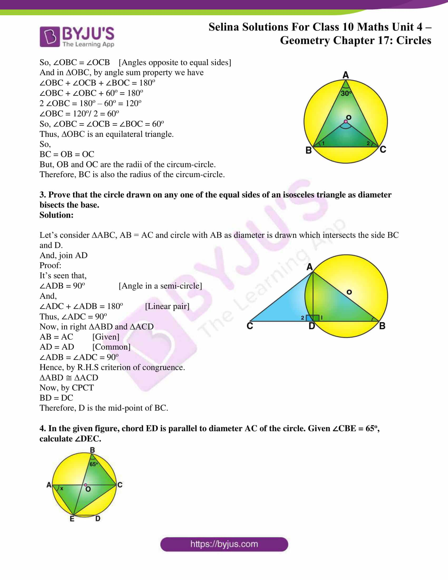 Selina Solution Maths Class 10 Chapter Exercise C 2