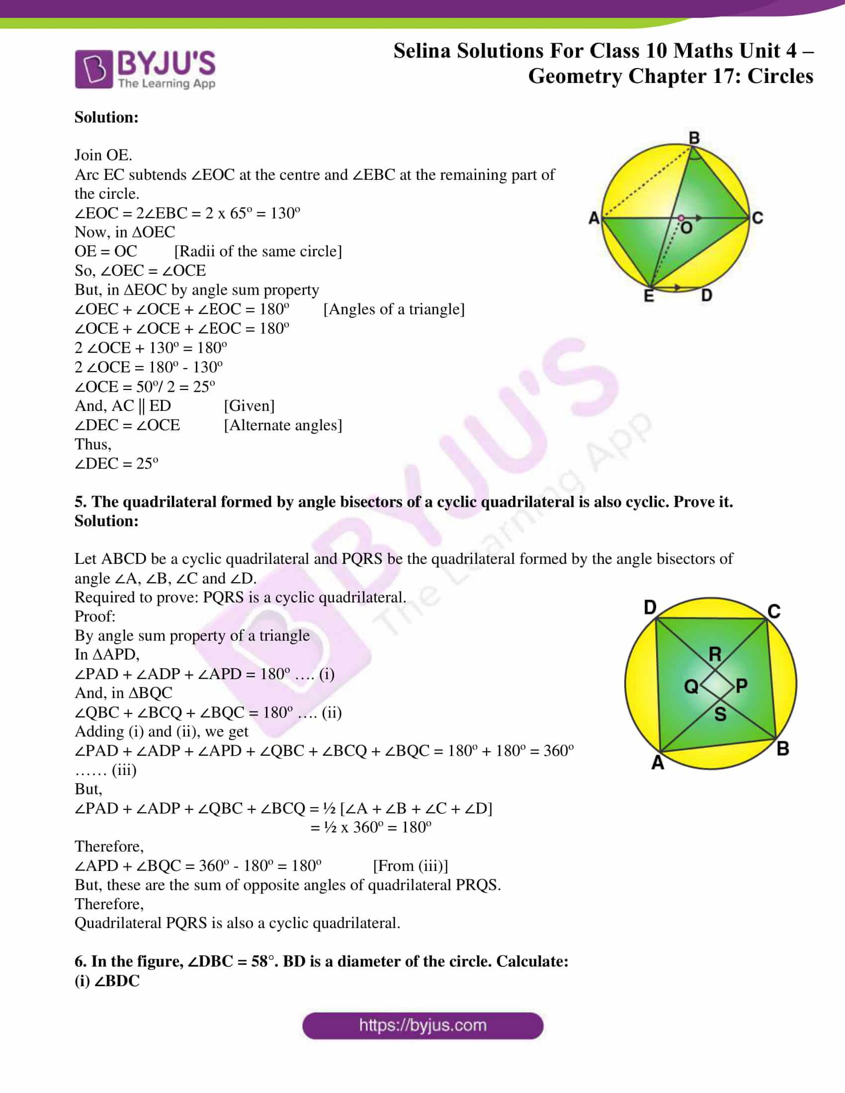 Selina Solution Maths Class 10 Chapter Exercise C 3